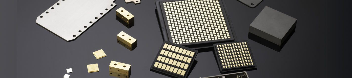 Thermal Management Products for the electronics industry