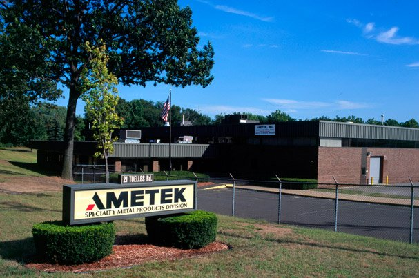 AMETEK SMP Wallingford facility in CT, USA