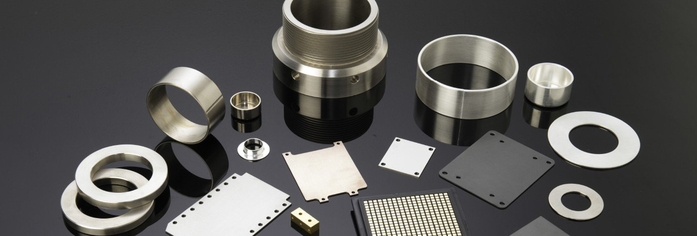 Components Bar and Tube | Bearing materials Pfinodal® UNS C72900