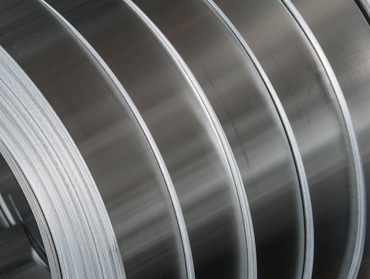 Nickel-Iron alloy strips are engineered to the ASTM F30 standards for sealing materials