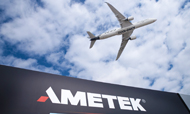 AMETEK SMP at Farnborough Airshow