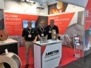 AMETEK SMP at Schweissen & Schneiden showcasing Metal Strip