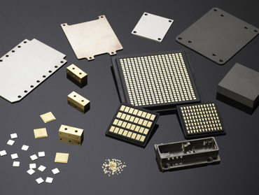 Thermal Management Products for the electronics industry. Heat sinks, substrates and thermal spreaders - AMETEK Wallingford