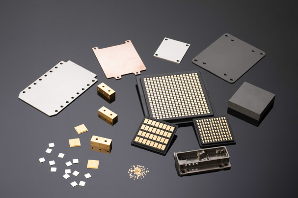 Thermal Management Materials for electronics